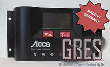 Steca 10A Solar Regulator PR1010 12V/24V -GENUINE STECA PRODUCT-MADE IN GERMANY