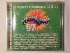 2CD Festivalbar '97 PATTY PRAVO PINO DANIELE LITFIBA FRANCO BATTIATO BEE GEES U2