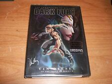 The Chronicles of Riddick Dark Fury (DVD, 2004) Vin Diesel Science Fiction NEW