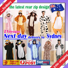 Adult Onesie2 Kigurumi Pajamas Party Cosplay Costume Sleepwear Bodysuit Jumpsuit