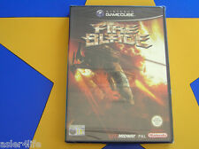 FIRE BLADE  (NEW&SEALED) - GAMECUBE - Wii Compatible