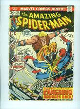 THE AMAZING SPIDERMAN 126 (1973) GERRY CONWAY ROSS ANDRU KANGAROO HUMAN TORCH