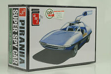Piranha Super Spy Car Kit Kit De Montage 1:25 Amt 900/12