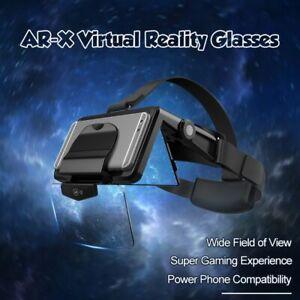 Gafas 3d vr fpv Prismaticos Potentes y de Gran Alcance FIIT AR-X AR-Gafas
