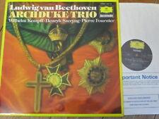 2542 118 Beethoven Archduke Trio / Kempff / Szeryng / Fournier