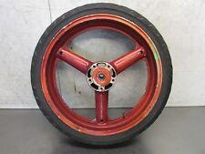 H SUZUKI  SV 650 2005 OEM  FRONT WHEEL