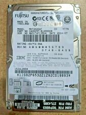 "Fujitsu Hard Drive Disk 20GB MHT2020AT 4200RPM 2.5"" IDE PATA HDD"