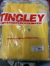Tingley Iron Eagle Rain Jacket Gold Lg J22207 Free Shipping
