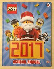 LEGO 2017 officiel annuel Hardback livre 5 + nouvelle coccinelle 64-pages 13-morceaux de brique