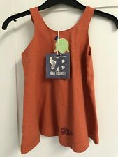 Jean Bourget Little Girls Dress 12 Months NEW With Tags