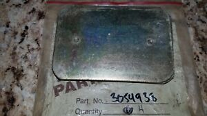 MULTIQUIP plate, Part number 3054938 FAST, FREE SHIPPING!