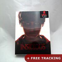 Insidious .Blu-ray Steelbook Full Slip Limited Edition / NOVA