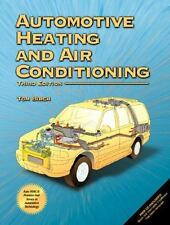 Automotive Heating and Air Conditioning (3rd Edition)