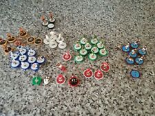 More details for approx 40 x vintage subbuteo football figures. no reserve!