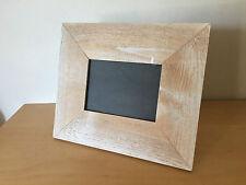 Usado - Wood Rectangular FRAME MARCO de Fotos de Madera Rectangular - USED