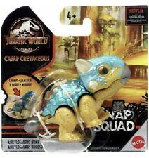 ANKYLOSAURUS SNAP SQUAD BUMPY CAMP CRETACEOUS - Jurassic World Fallen Kingdom