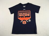 NEW Under Armour Auburn Tigers - Short Sleeve Shirt (Multiple Sizes)