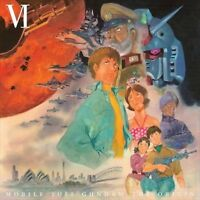 Mobile Suit Gundam THE ORIGIN VI 6 Blu-ray Collector's Limited Edition
