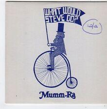 (FJ430) Mumm-Ra, What Would Steve Do? - 2007 DJ CD