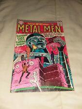 METAL MEN #20 dc comics 1966 silver age andru and espossito art movie coming