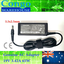 Genuine AC Adapter Charger For TOSHIBA PA3432U-1ACA PA3715U-1ACA PA-1750-09