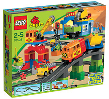 LEGO 10508 - Duplo, Train - Deluxe Train Set - 2013