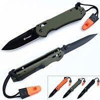 GANZO Firebird messer G7453 / 440C Stahl / G10 Griff / Axis-Lock / Taschenmesser