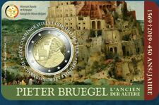 BELGICA 2 E. 2019 - CC PIETER BRUEGEL - COINCARD - VERS. FRANCESA -