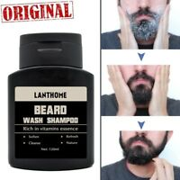 Beard Wash Shampoo Men Hair Care Vitamin Assistance Machine Cleansing Man Gift