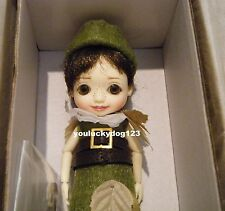 "NRFB Tonner Wilde Imagination Hamish Peter Pan Doll 4"" Resin BJD Amelia Thimble"