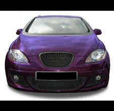 Grille Sports Grill Black without Emblem for Seat Leon II 1P Altea 5P Toledo