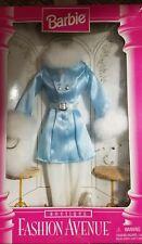 Barbie Fashion Avenue Boutique Blue Coat Clothes  Accessories Mattel