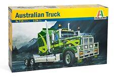 Italeri 0719 1/24 Scale Model Tractor Trucks Kit Australian Truck Hauler