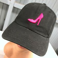 Choose Your Shoes 2 Pink High Heels Strapback Baseball Cap Hat