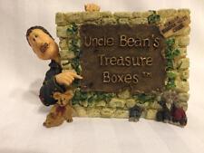 Boyds Bear Uncle Bean & The McNibble Gang Treasured Memories Sign Nib