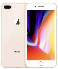Apple iPhone 8 Plus - 128GB - Gold (Sprint) A1864 (CDMA + GSM)