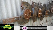 GENUINE HOLDEN VE RIGHT HAND FRONT HUBS