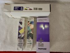 PANTONE FÄCHER-SET # FORMULA GUIDE Solid Coated & Solid uncoated # NEU