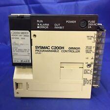 Omron C200H-CPU01-E2 PLC + C200H-MR831 Memory Unit RAM 16KB
