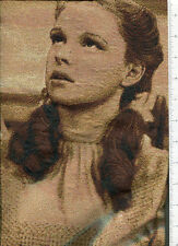 ~ THE WIZARD OF OZ tapestry ~ OVER THE RAINBOW DOROTHY TOTO kansas sepia