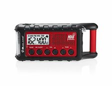 Midland Consumer Radio ER310 Emergency Solar Hand Crank AM/FM Digital Weather