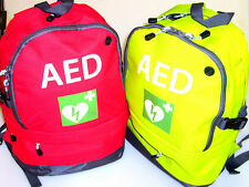 Defib / AED Rucksack (STATE RED OR GREEN AT TIME OF ORDERING)