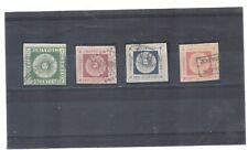 Francobolli - Classici  1858/59 URUGUAI  (Sud America)