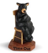 Big Sky Carvers Bearfoots Time Out Figurine New January 2019