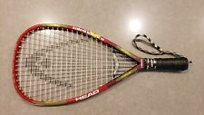 HEAD Intelligence i.X 220 Racquetball Racquet 3 5/8 Grip Good Overall Condition!