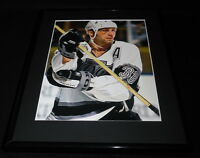 Marty McSorley Framed 11x14 Photo Display LA Kings
