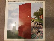 George Harrison - Wonderwall Music - Vinyl LP Album Record
