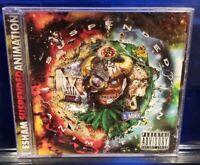 Esham - Sacrificial Lambz CD natas eminem insane clown posse dayton family the