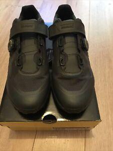 New! Mavic XA Pro Men's Mountain Bike Cycling Shoes Size UK10 EU 44 2/3rds Black