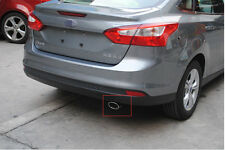 For Ford Focus 2009 2010 2011 2012 2013 2014 Tail Rear exhaust e muffler cover
